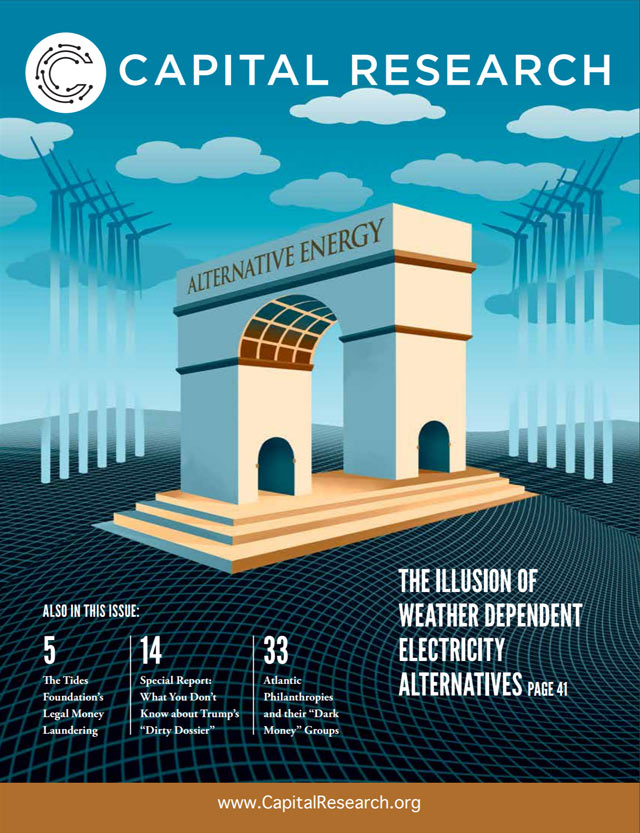The Illusion of Alternative Energy