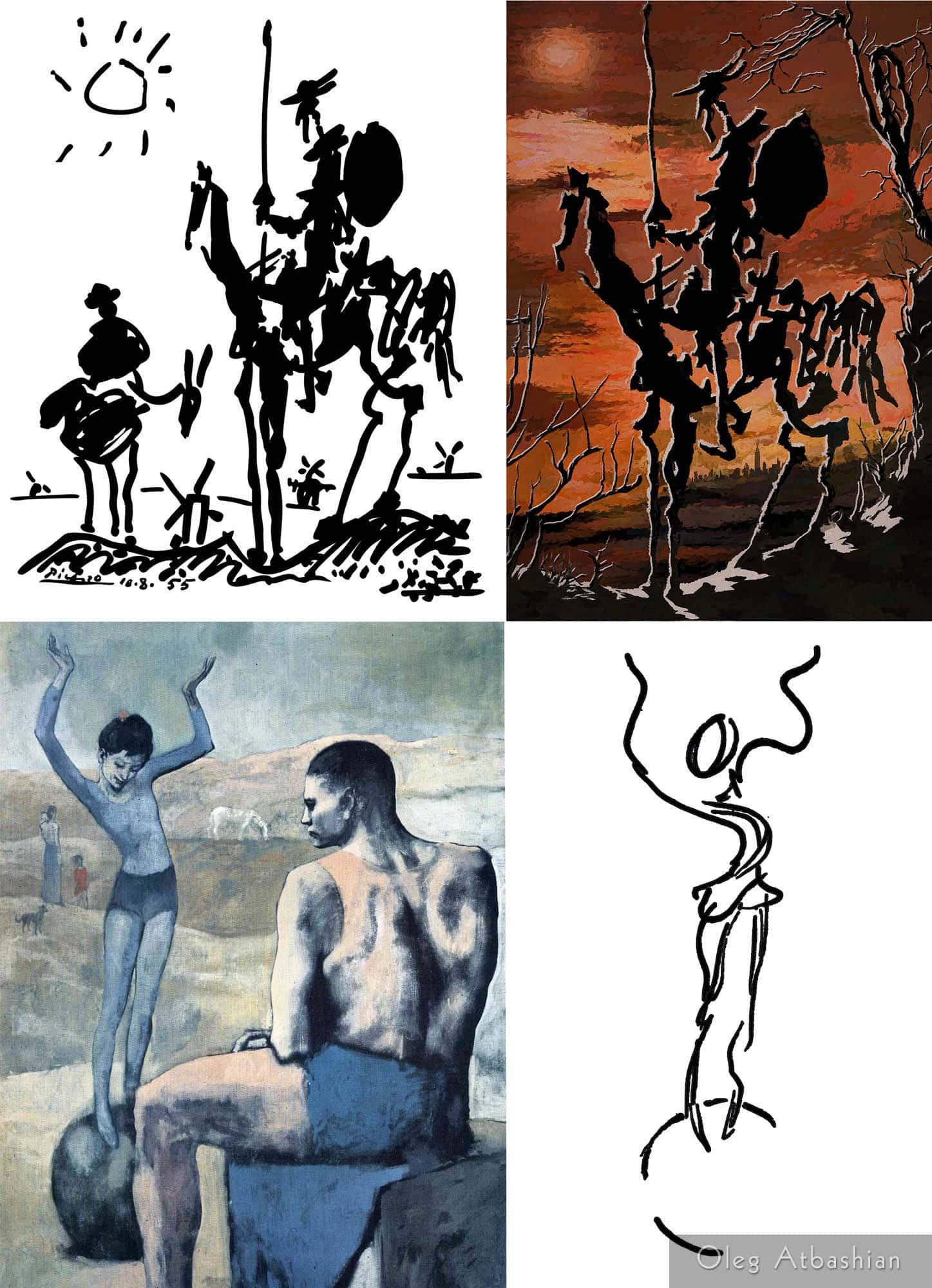 Picasso Reversals
