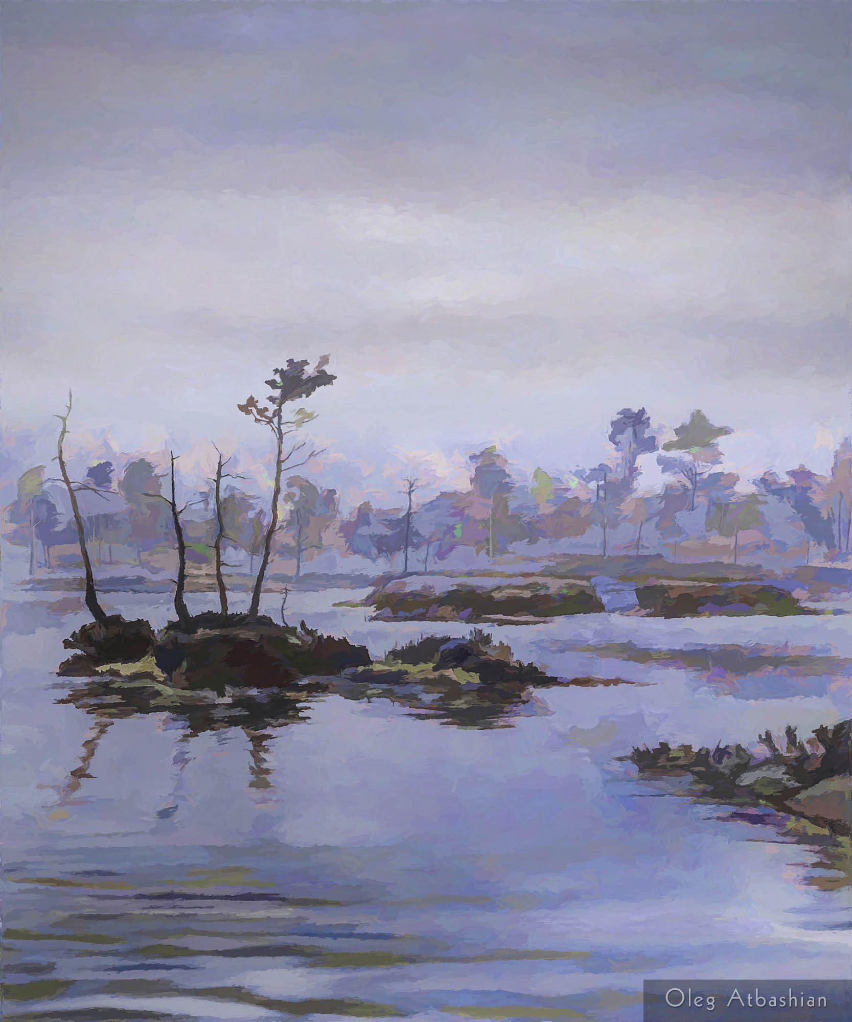Unnamed Swamp in Siberia