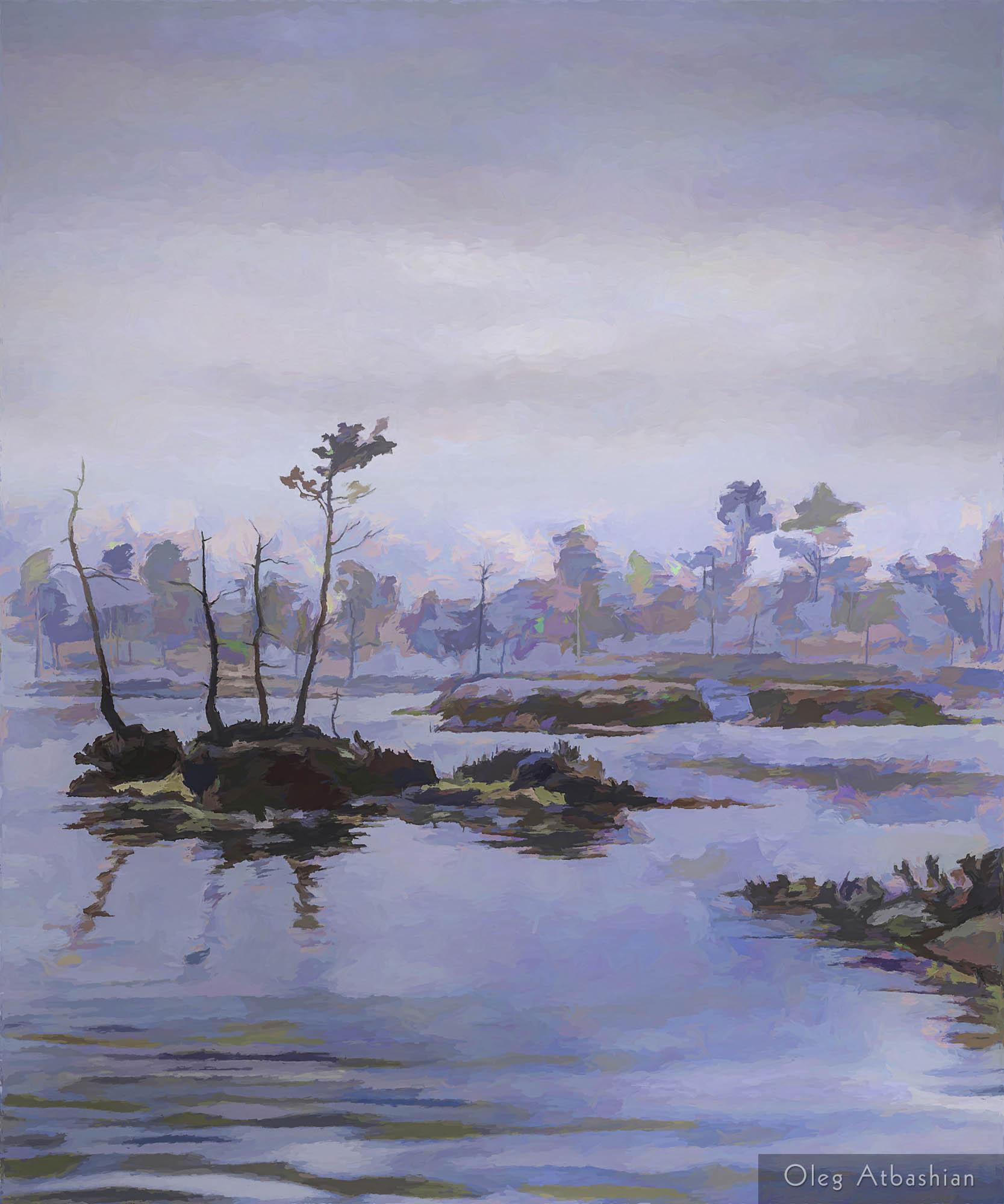 Unnamed Swamp in Siberia.