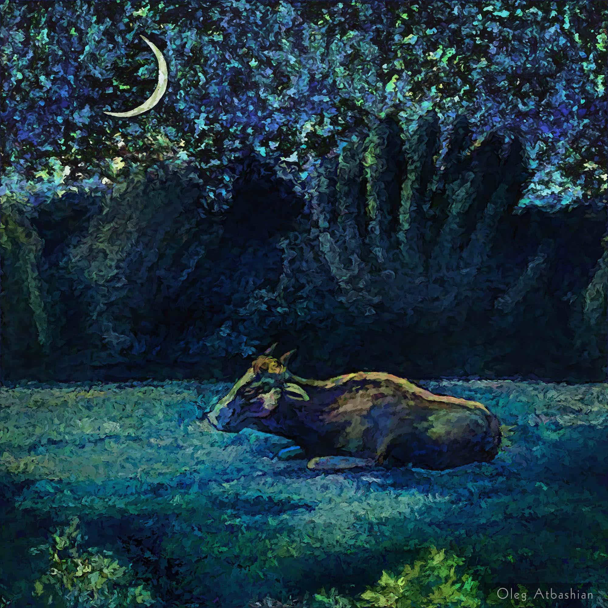 Moon Cow