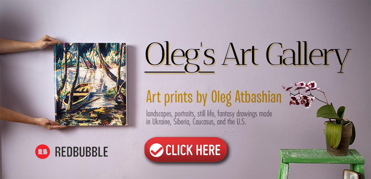 Oleg Site RB Canvas Print CLICK 1