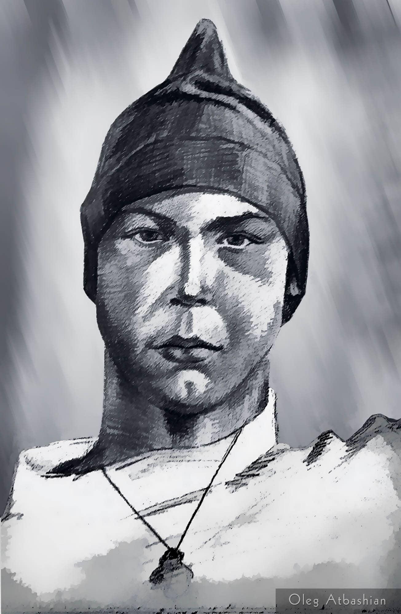 Portr Athlete Surgut