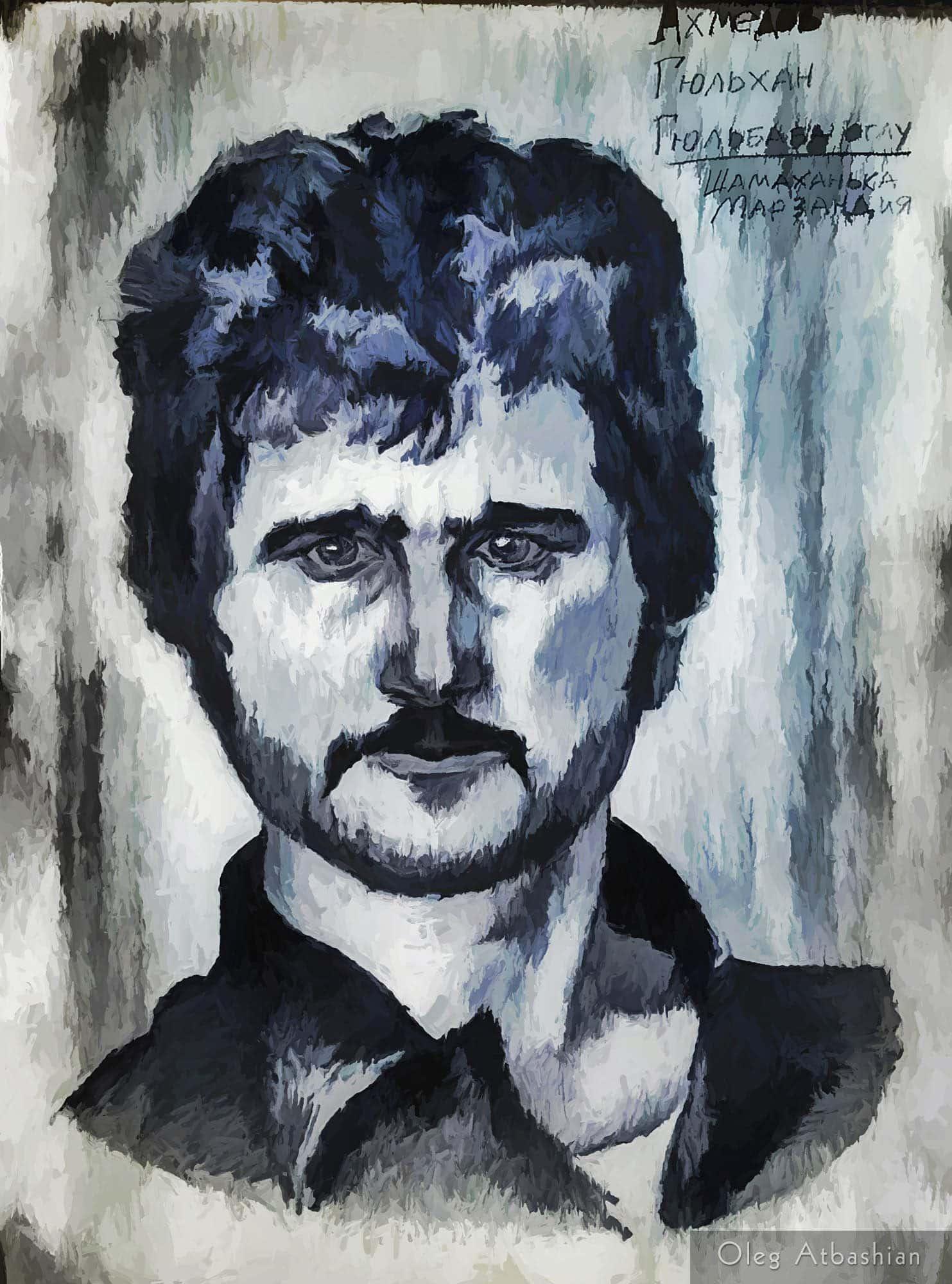 Azeri Man, Gulkhan Gulbaba Oglu
