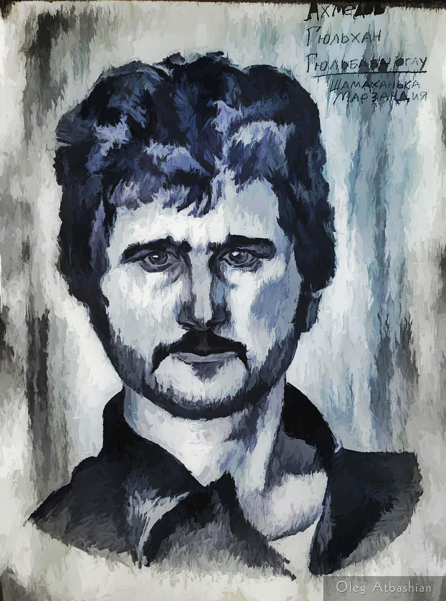 Azeri Gulbaba Oglu