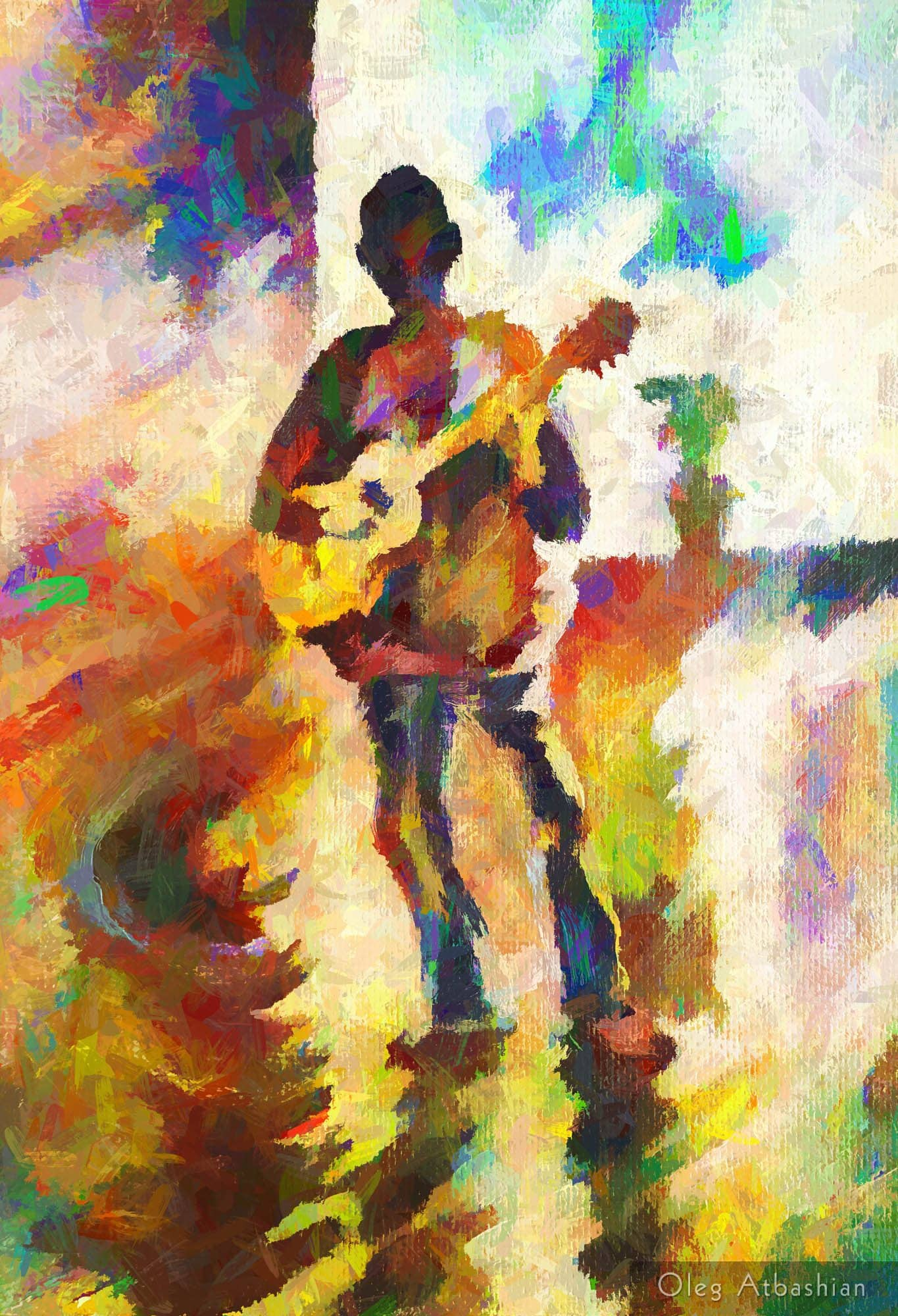 Guitarist: Color of Music
