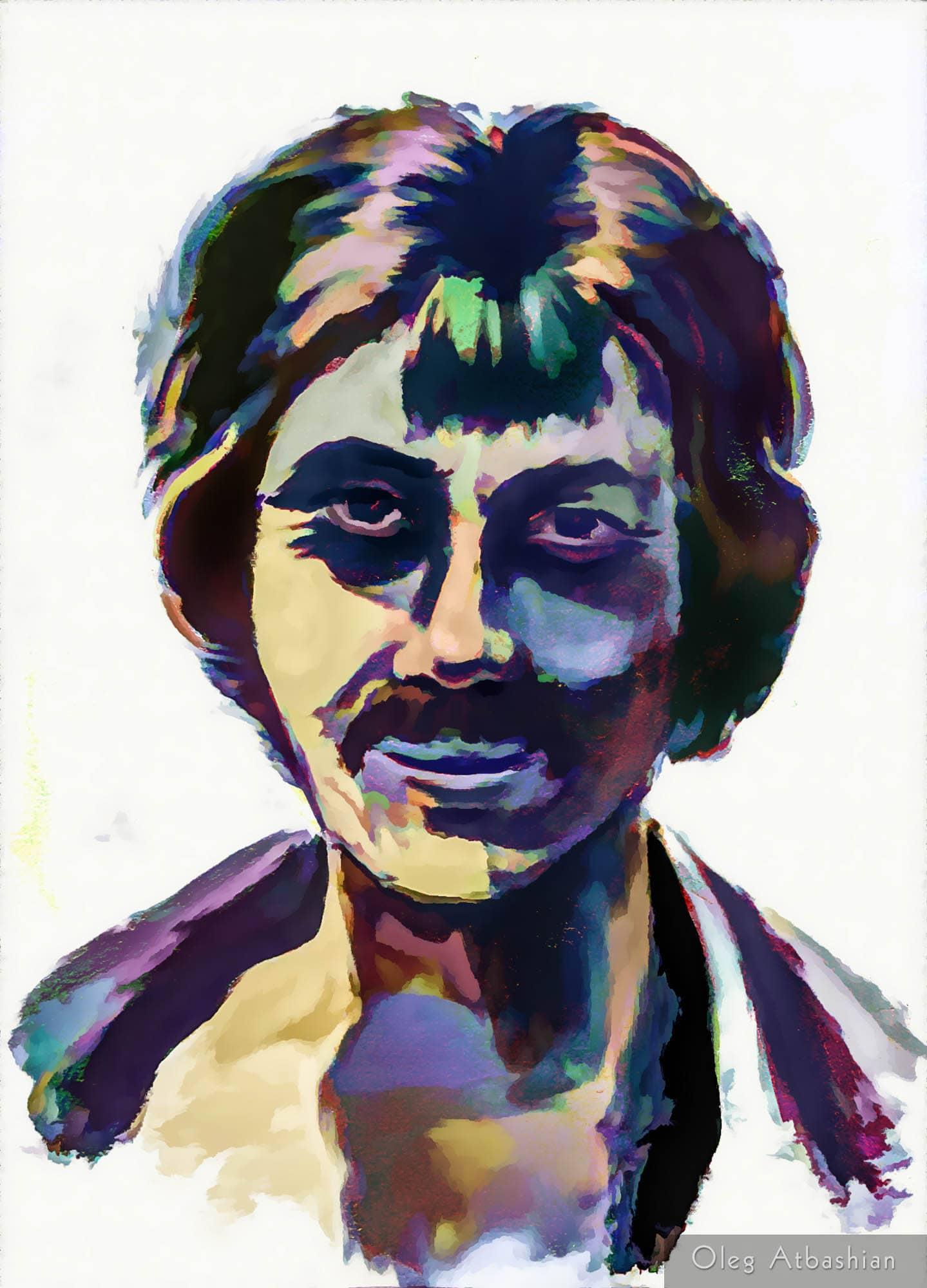 Mustachio Man