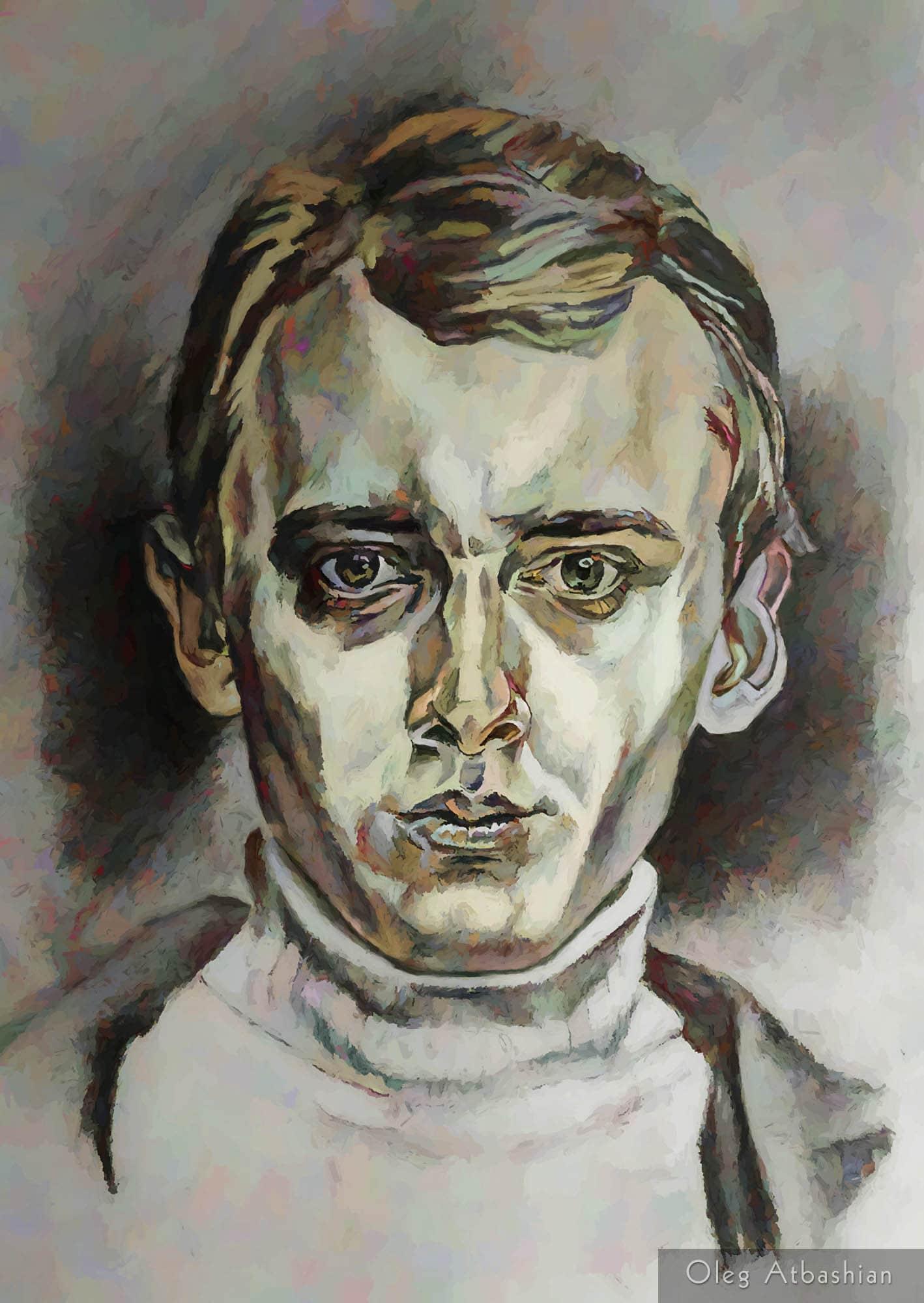 Self Portrait as a Student