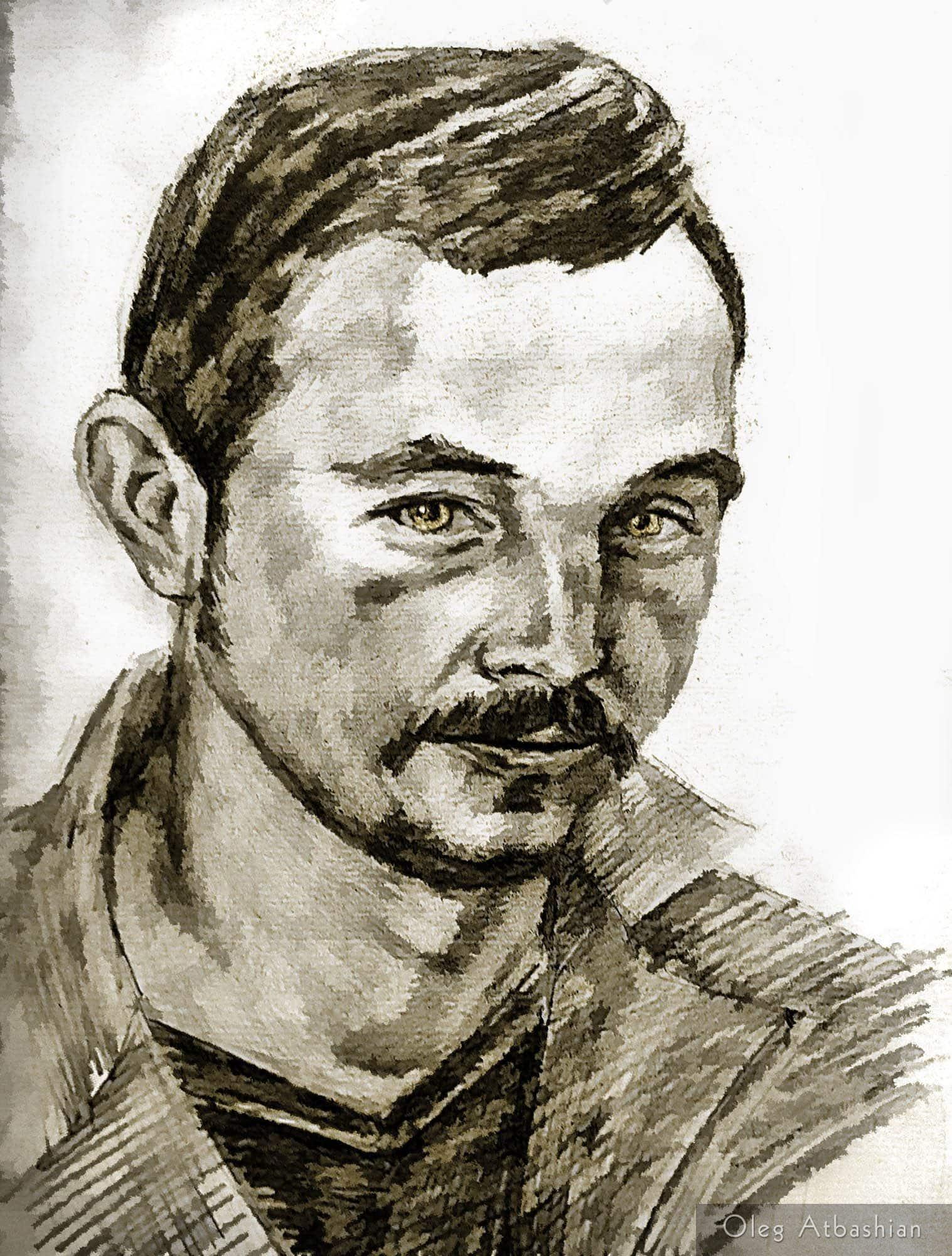 Ukrainian Laborer in Siberia