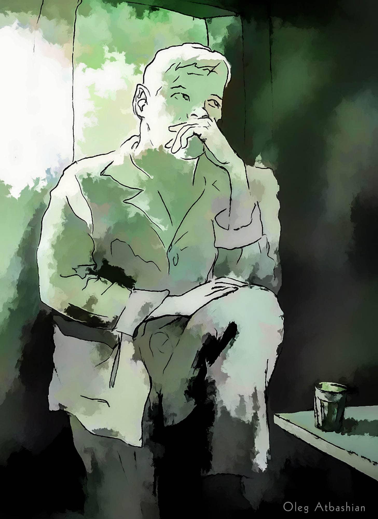 Korepanov the Thinker